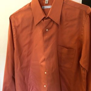 Geoffrey Beene Large Dress Shirt